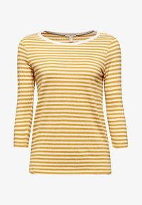 edc by Esprit - Long sleeved top - brass yellow - 4