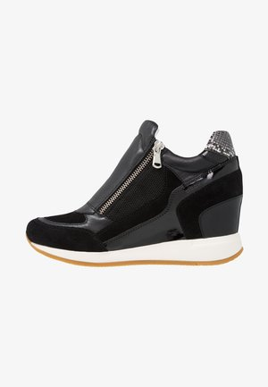 NYDAME - Baskets montantes - black