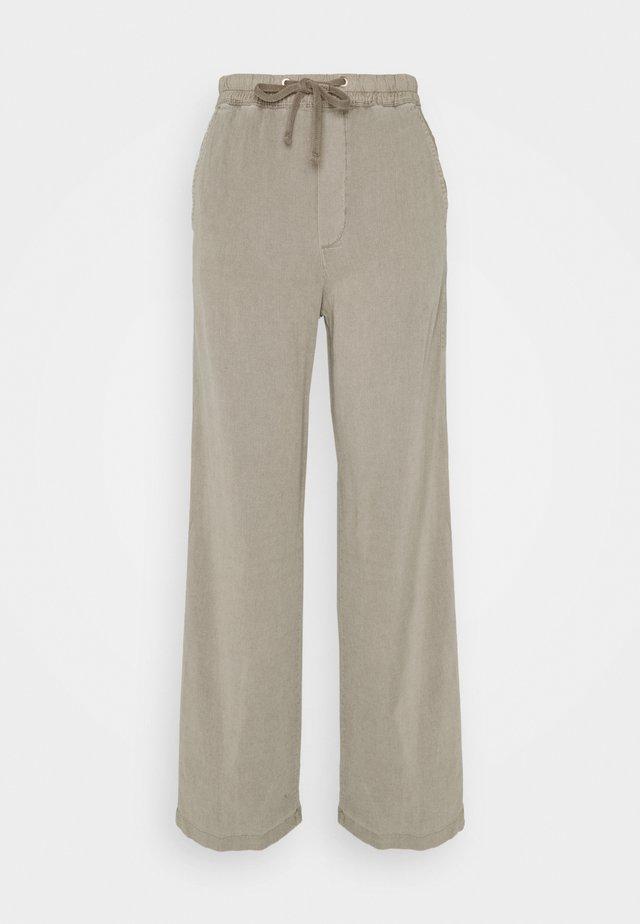 PANTS - Pantaloni - sand