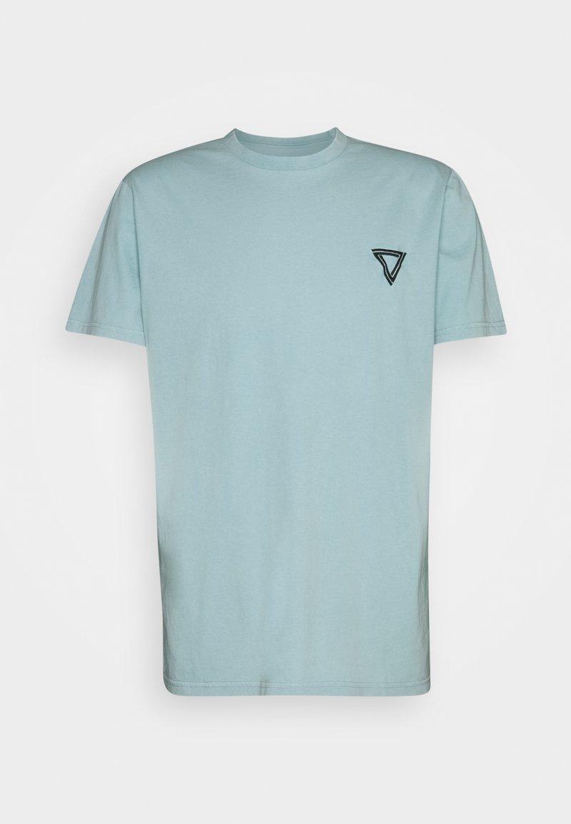 YOURTURN - RELAXED FLAG TEE UNISEX - Basic T-shirt - green