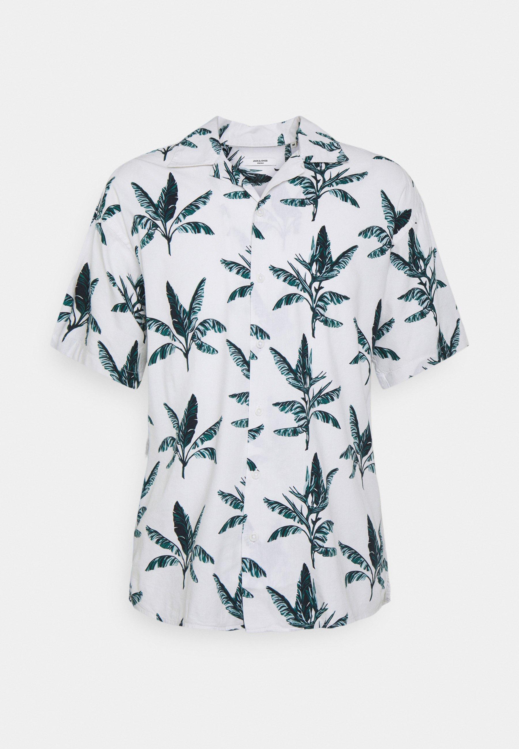 Men JPRBLALEAF RESORT - Shirt