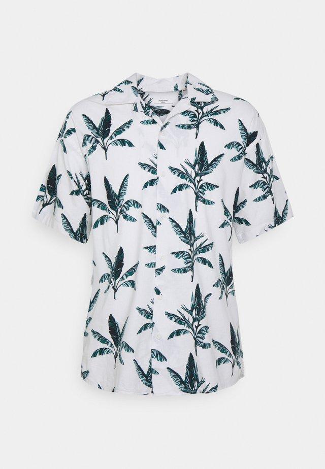 JPRBLALEAF RESORT - Shirt - egret
