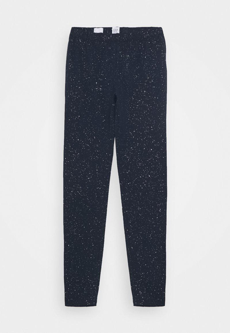 GAP - GIRLS  - Legíny - blue galaxy