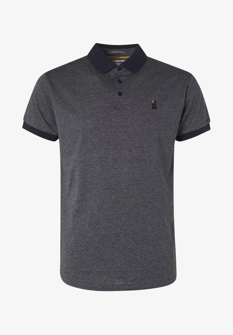 No Excess - Polo shirt - grey