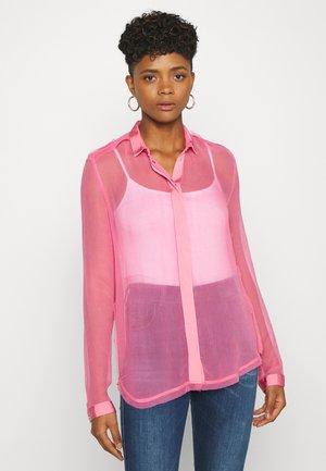 RAILY ROUCHE - Skjorte - pink