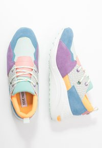 Steve Madden - CLIFF - Sneakers - blue/mint - 3