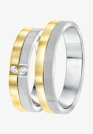 2 SET STALEN VRIENDSCHAPS - Ring - zilverkleurig/goudkleurig