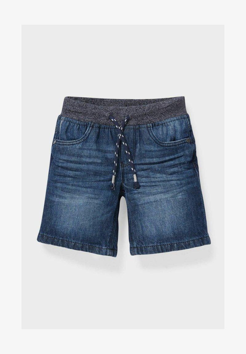 C&A - Denim shorts - denim blue