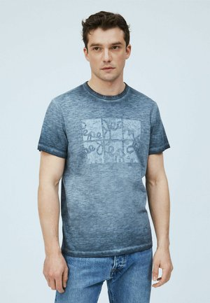 YORAM - T-shirt con stampa - thames