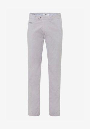 STYLE EVEREST U - CHINO - Pantalon classique - silver