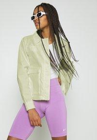 Nike Sportswear - Summer jacket - barely volt - 4