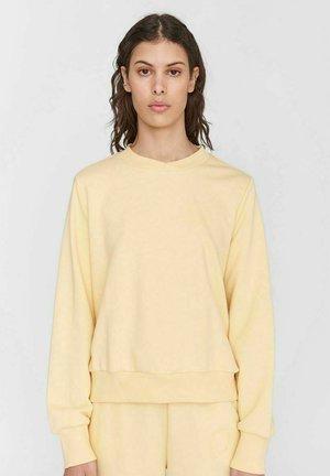 NMLUPA LOGO - Sweatshirt - golden haze