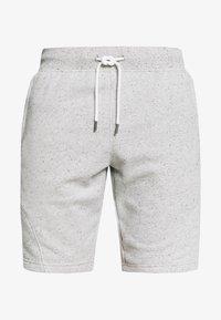 Under Armour - SPECKLED SHORT - kurze Sporthose - onyx white/black - 4