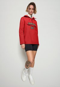 Napapijri - RAINFOREST SUMMER - Winter jacket - old red - 1
