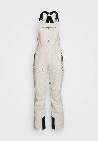 DRIFTER - Snow pants - white cap