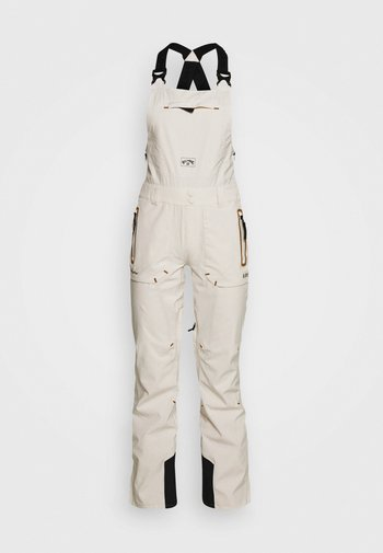 DRIFTER - Ski- & snowboardbukser - white cap