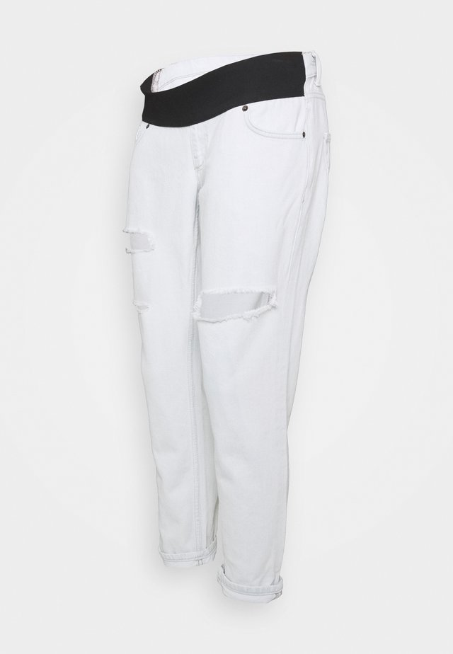 MOM CLEAN  - Relaxed fit jeans - super bleach