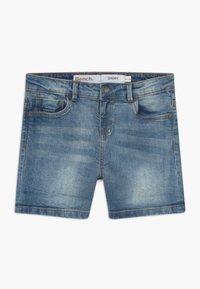 Bench - SHORTLE - Denim shorts - light-blue denim - 2