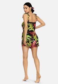 Feba Swimwear - Kombinezon - green - 3
