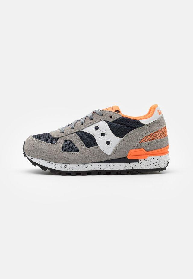 SHADOW ORIGINAL KIDS UNISEX - Sneakers basse - grey/orange