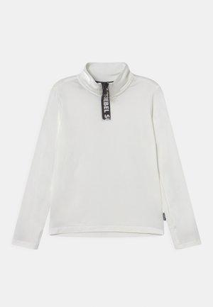 SPURT UNISEX - Pitkähihainen paita - white