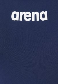 Arena - SOLID LIGHTECH HIGH - Swimsuit - navy/white - 2