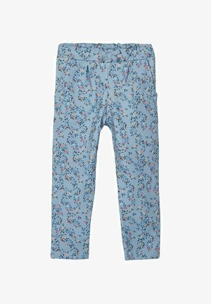 Trousers - dusty blue