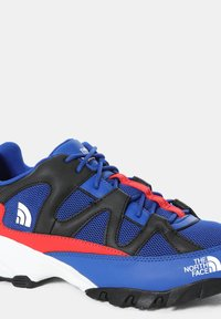 The North Face - M ARCHIVE TRAIL FIRE ROAD - Trail running shoes - mottled dark blue - 4
