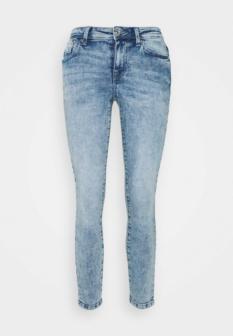 ONLY Petite - ONLISA - Skinny džíny - light blue denim