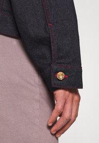 Vivienne Westwood - MARLENE JACKET - Denim jacket - indigo - 5