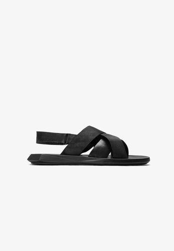 DATONG - Sandals - black