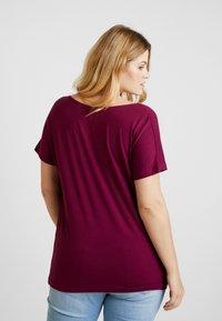 Zalando Essentials Curvy - T-shirt basic - purple potion - 2