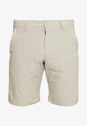 TECH SHORT - Pantalón corto de deporte - khaki base