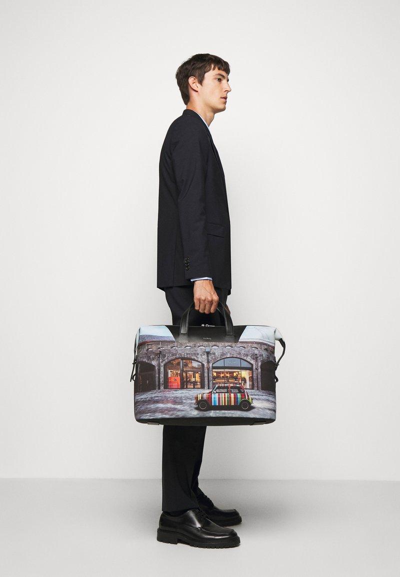 Paul Smith - MEN BAG HOLDALL MINI - Weekend bag - multi coloured