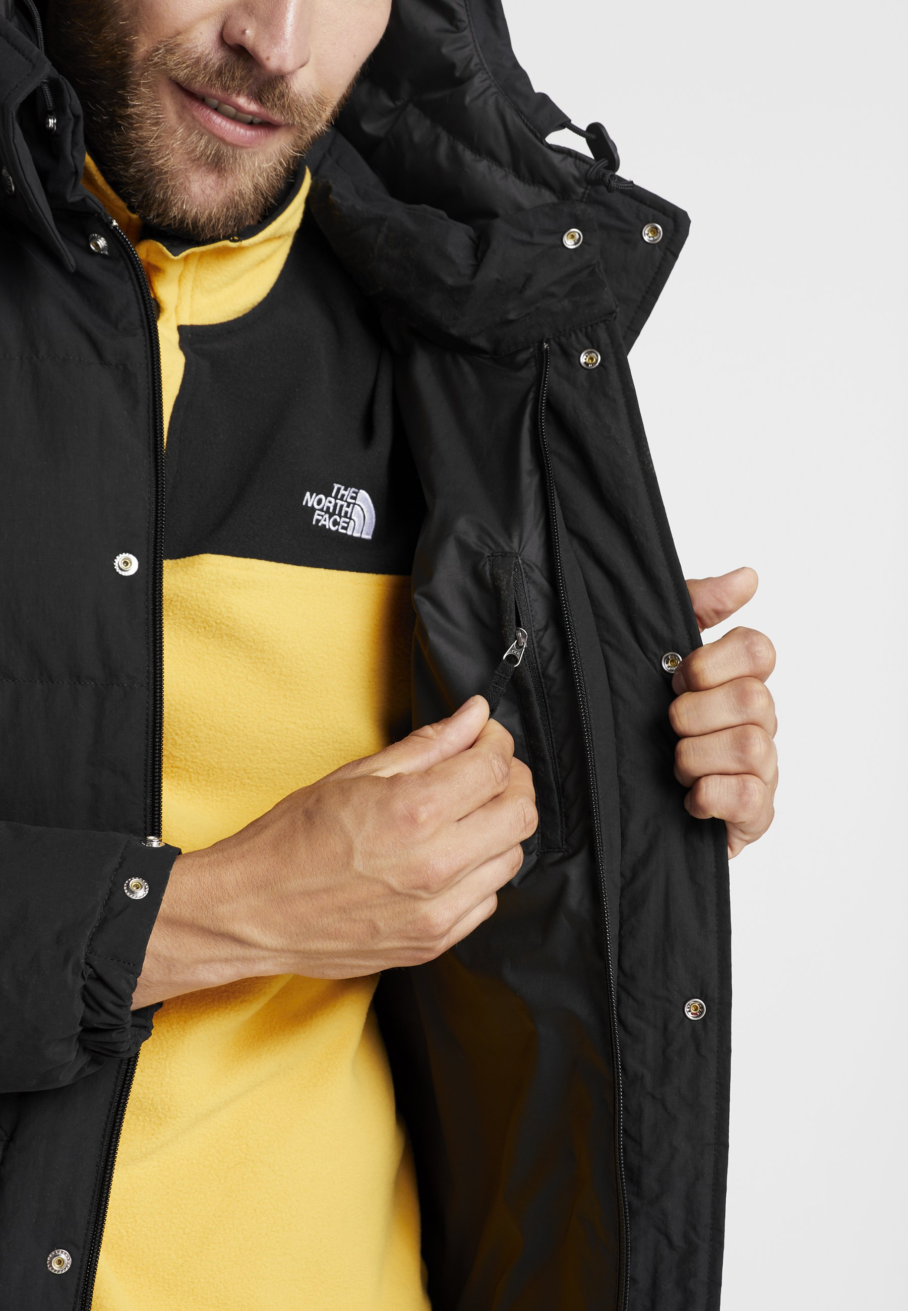 The North Face SIERRA JACKET - Dunjakke - black