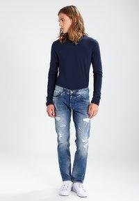 Pepe Jeans - ORIGINAL BASIC - Camiseta de manga larga - navy - 1
