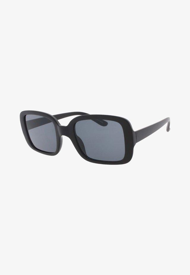 DORYS - Okulary przeciwsłoneczne - matt black