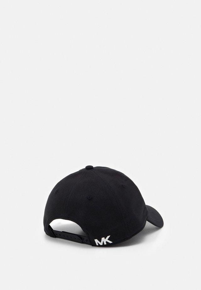 CLASSIC LOGO SNAP BACK UNISEX - Cap - black