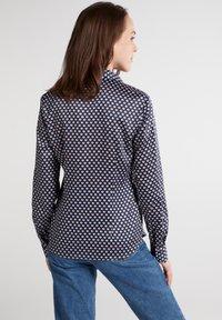 Eterna - Button-down blouse - marine - 1