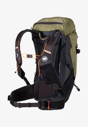 DUCAN  - Trekkingrucksack - olive-black