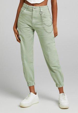 MIT KETTE - Cargo trousers - khaki