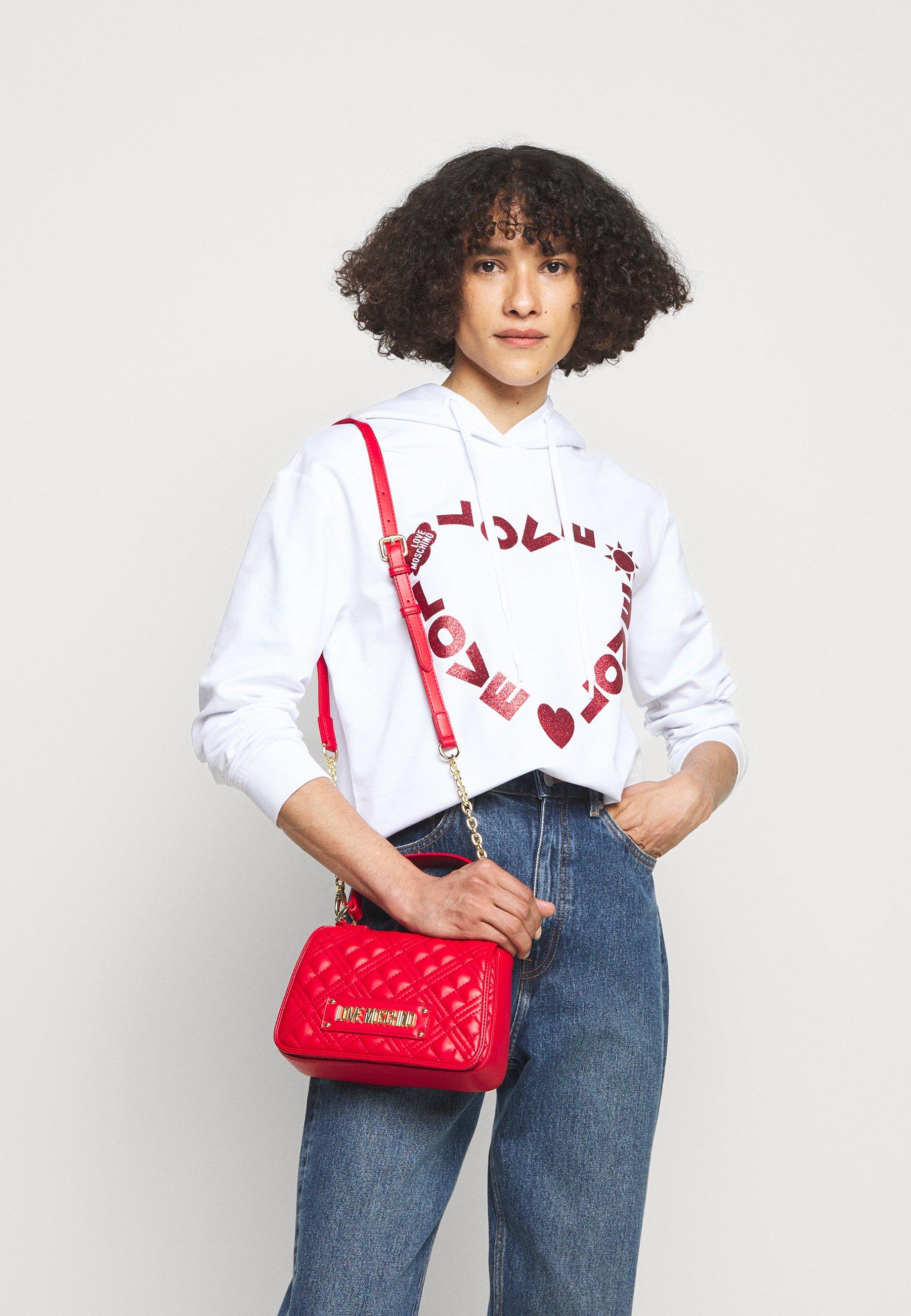 Women TOP HANDLE QUILTED CROSS BODY - Handbag