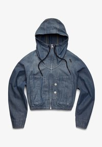 G-Star - WINDBREAKER - Denim jacket - blue - 4