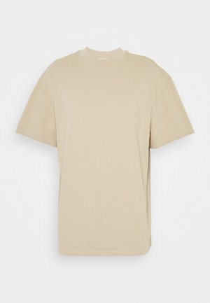 GREAT - T-shirt - bas - beige