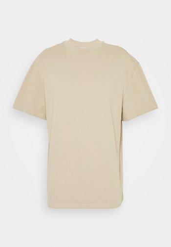 GREAT - T-shirt - bas - beige