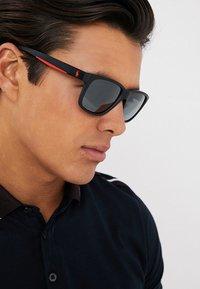 Polo Ralph Lauren - Sunglasses - matte black - 1