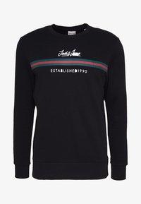 JCOBERND CREW NECK - Sweatshirt - black