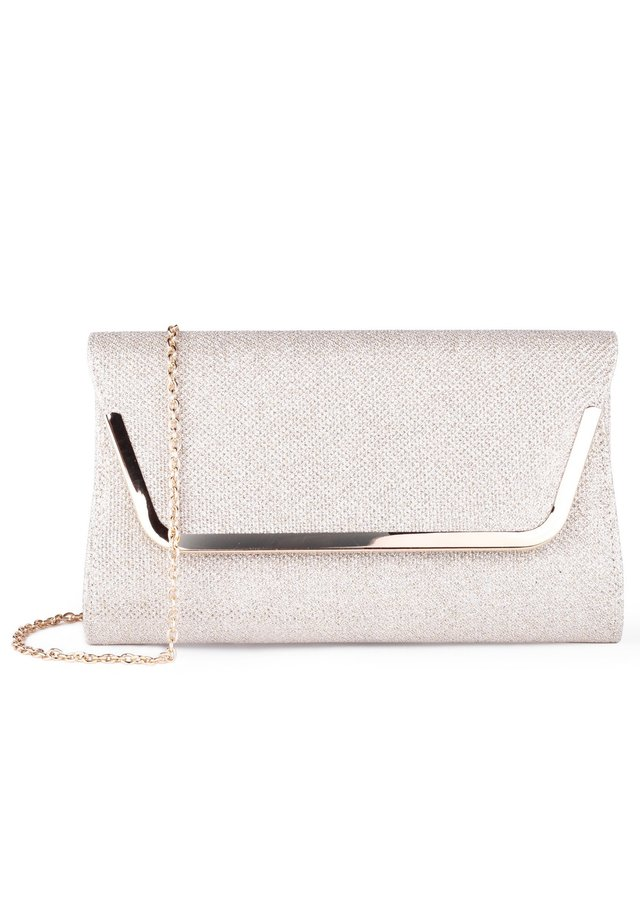 DENISE - Clutch - off-white