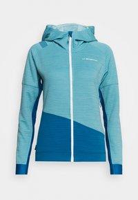 La Sportiva - AIM HOODY - Treningsjakke - pacific blue/neptune - 0