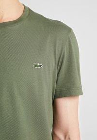 Lacoste - T-shirt - bas - aucuba - 4